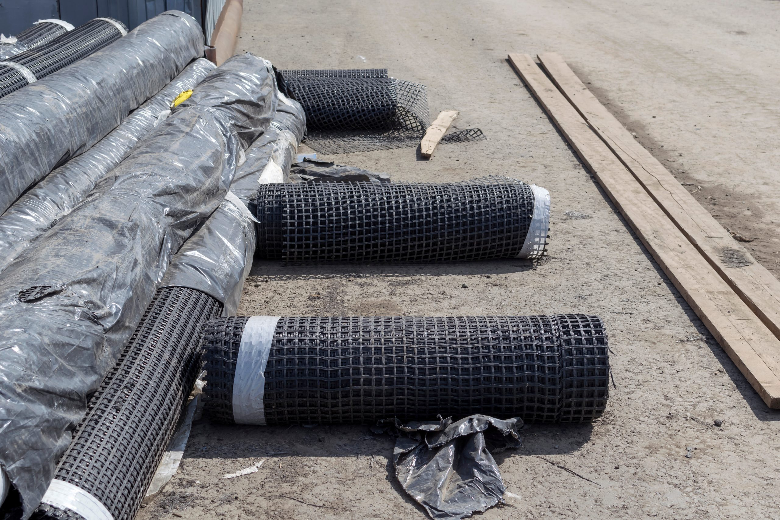Geogrid Manufacturers