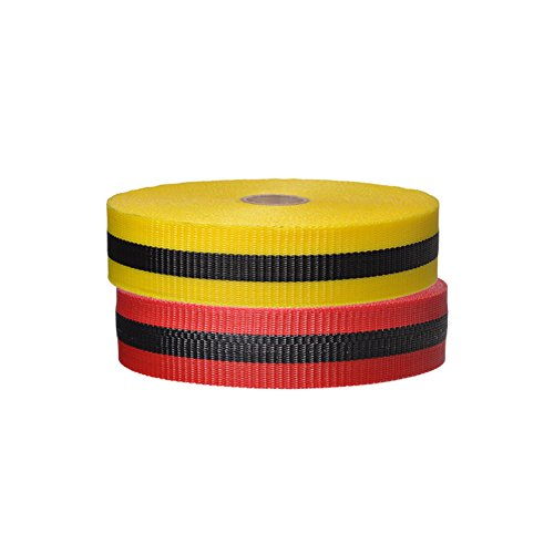 Woven Barricade Tape Roll